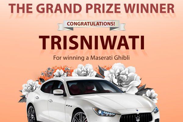 Grand Prize Winner