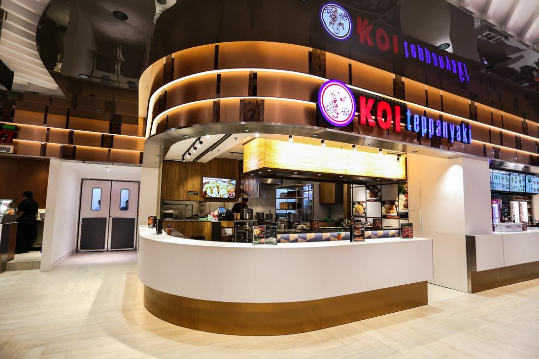 Koi Teppanyaki