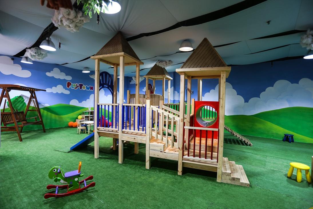 Plaza Senayan Playground