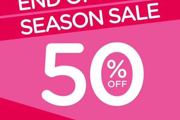 WS End of Season Sale (Plaza Senayan)