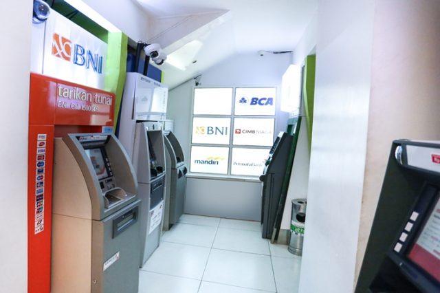 ATM CENTER